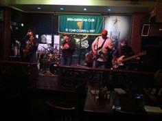 Roadside Rick & The Breakdowns playing the Blues at Lynch's. #porthuron #lynchsirishtavern #blues #livemusic #local #fortgratiot