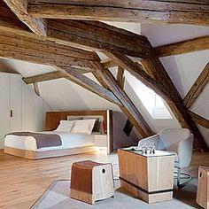 Royal Studs: Jouin Manku Renovates Former Louis XV Farm | Projects | Interior Design