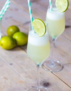 Easy Sgroppino van citroensorbetijs - Zoetrecepten