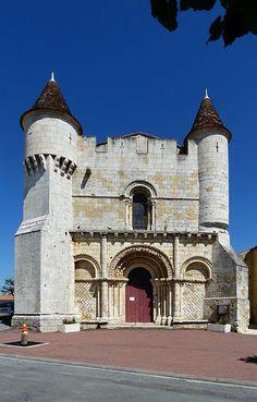 Eglise Saint-Vivien (Écoyeux)