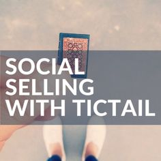 Social Selling with Tictail... It seems as soon as you finally make a decision on something, a hundred other options suddenly show up. I have had this experience with my decision about going with Shopstar as an an e-commerce platform. I'm planning to write a little more about why I made that decision later on so stay tuned. Right now though I want to talk about a free online shop platform I came across today called Tictail.