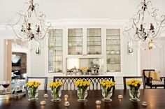 built in buffet cabinet ideas | The Happy House Manifesto: Built-in Dining Room Cabinets