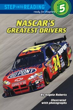 Step Into Reading (S5): Nascar's Greatest Drivers / Available at www.BookLodge.com - Lowest Priced Chinese and English Online Bookstore for Children and Parents Worldwide!