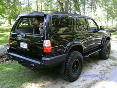 Official gen on Pic Thread - Toyota Forum - Largest Forum 1999 Toyota 4runner, Toyota 4x4, Toyota Trucks, Toyota Tacoma, Lifted Trucks, Overland 4runner, 4runner Off Road, 4th Gen 4runner, Toyota Runner