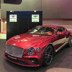 """11.1k Likes, 75 Comments - The Luxury Lifestyle Magazine (@luxurylifestylemagazine) on Instagram: """"The all new 2018 Bentley Continental - What are your thoughts?  (: @mateo.r.photography…"""""""