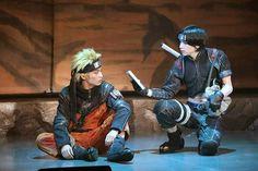 Naruto and Sai Cosplay ♥♥♥ #LiveAction