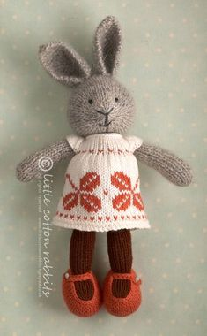 Little Cotton Rabbits - Cassia