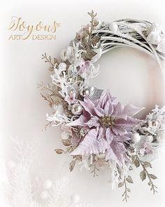 Christmas Wreaths, Christmas Decorations, Xmas, Holiday Decor, Prague Cz, Winter Bouquet, Floral, Lanterns, Centerpieces