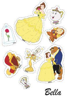 Disney Princess Crafts, Disney Princess Cartoons, Disney Princess Belle, Disney Crafts, Beauty And The Beast Party, Belle Beauty And The Beast, Beauty And The Best, Belle Birthday Cake, Birthday Party Themes