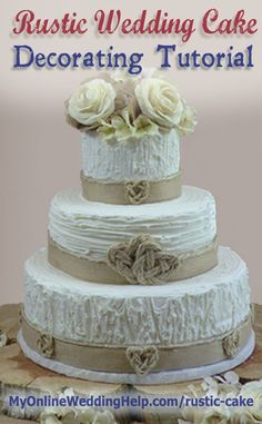 How To Get Cake Decorating Experience : Fall Wedding Ideas and Inspiration on Pinterest Fall ...