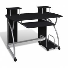 Mobile Computer Desk Pull Out Tray Black Finish Furniture Office  http://www.ebay.co.uk/itm/Mobile-Computer-Desk-Pull-Out-Tray-Black-Finish-Furniture-Office-/131714943773?hash=item1eaad28b1d:g:24MAAOSwKtlWrHjC