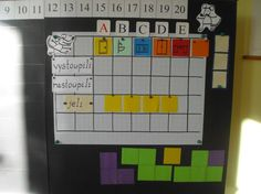 Autobus v tabulce Math, School, Math Resources, Early Math, Mathematics