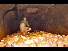 Yamashita Treasure Gold Bars with Bombs FOUND in the Philipines Cave Tunnel