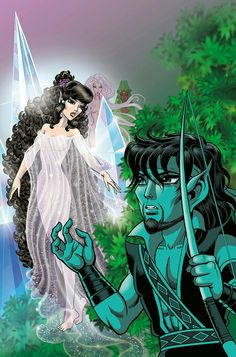 Elfquest Final Quest cover #15
