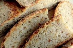 Pan di Pane: Ricetta Pane con granella di nocciole tostate.