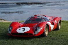 #Ferrari #FerrariP4 #racing #cars #racecar #sportscar #race #speed #fast #motorsport #Daytona #Daytona24h #Monza