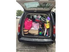 Top 10 Road Trip Tips When Traveling With Kids