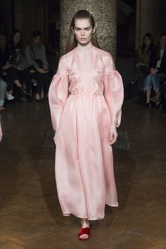Emilia Wickstead Fall 2017 Ready-to-Wear Fashion Show Collection