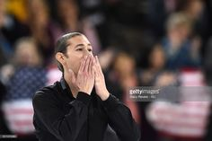 News Photo : Jason Brown of the United States performs during...