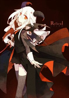 Reficul Iconic Characters, Female Characters, Anime Characters, Neko, The Gray Garden, Character Inspiration, Character Design, Chinese Cartoon, Rpg Horror Games