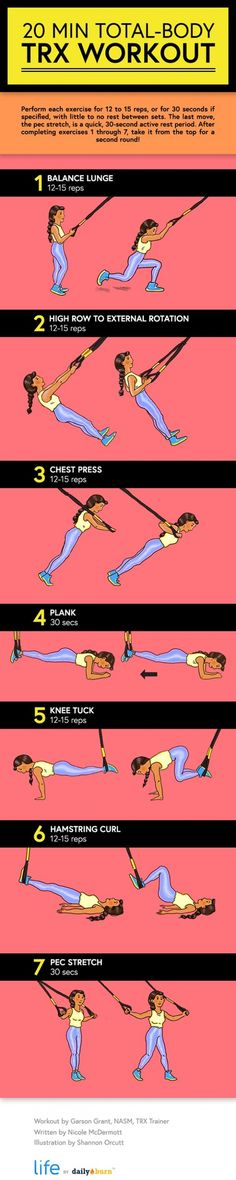 30 Toned Body Infographics You Need to Look at Now ...