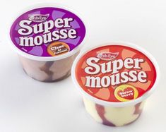 Birds Eye Supermousse - another dessert returns - Retro to Go 1980s Childhood, My Childhood Memories, Sweet Memories, Vintage Sweets, Retro Sweets, Retro Food, 90s Sweets, 80s Food, Vintage Tv
