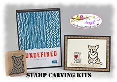 Stampin Up Undefined Stamp Carving kit www.stampingwithsandi.com  http://stampingwithsandi.com/stampin-up-undefined-stamp-carving-kit/