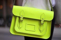 Neon bags!