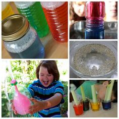Top 5 Water Science Experiments for Kids