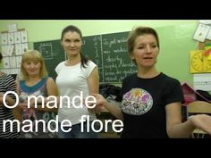 O mande mande flore (Wielkopolska) - YouTube Zumba, Montessori, Youtube, Education, Music, Baby, Speech Language Therapy, Initials, Therapy