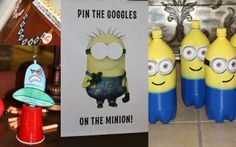 despicable me party. my next party theme :)