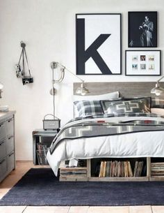 Top 70 Best Teen Boy Bedroom Ideas - Cool Designs For Teenagers Modern Boys Rooms, Teen Boy Rooms, Cool Teen Bedrooms, Girl Bedrooms, Teen Bedroom Boys, Modern Bedroom, Boys Bedroom Colors, Boys Bedroom Decor, Bedroom Ideas