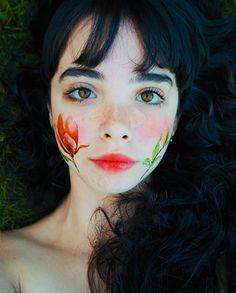 nature goddess makeup look Makeup Art, Beauty Makeup, Hair Makeup, Hair Beauty, Aesthetic People, Aesthetic Girl, Pretty People, Beautiful People, Japonese Girl