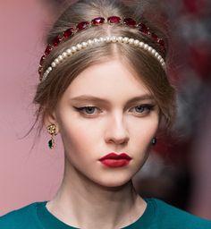 Dolce & Gabbana, fot. Imaxtree