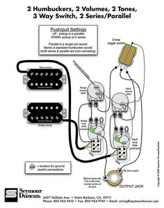 Pin by Guitars and Such on Blueprints / Wiring Diagrams