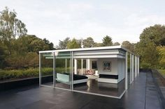 The GENETS 3 #House in Belgium was designed by Atelier d'Architecture Bruno Erpicum & Partners (AABE). beautiful #architecture