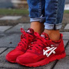 Sneakers Femme - Asiscs Gel Lyte V St Valentin