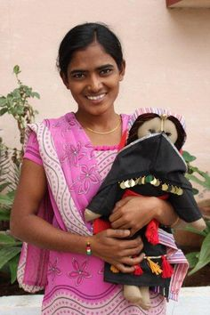 Global Dolls bring help and hope - 100% of proceeds go to help people in poverty.