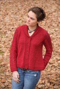 Ravelry: Cinnabar pattern by Susan Mills