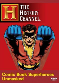 Comic Book Superheroes Unmasked A&E https://www.amazon.com/dp/B000AABKZE/ref=cm_sw_r_pi_dp_x_xjOwzb41JZ847