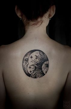31 Gorgeous Sun and Moon Tattoo Ideas | Tattoo Ideas and Designs