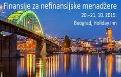 Seminar Finansije za nefinansijske menadžere i stručnjake u Beogradu. Više informacija na http://www.omegafinance.si/srb/OsnoveFinansija.html