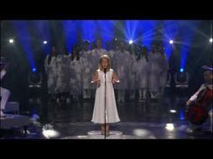 Jackie Evancho: Ave Maria - from her AGT competition (she had none in my humble opinion).