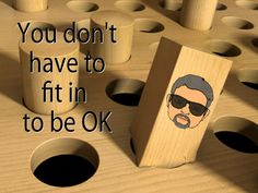 Square peg Thoughts, Quotes, Quotations, Quote, Manager Quotes, Tanks, Qoutes, A Quotes, Ideas