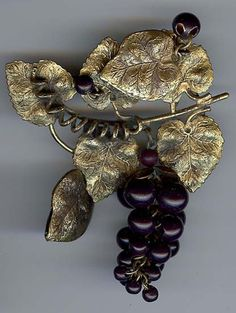 Vintage Costume Jewelry (2)  $185