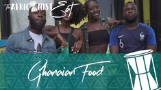 Africanist Eat: Ghanaian Food Ghana Style, Ghanaian Food, Eat, Youtube, Youtubers, Youtube Movies