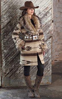 Tasha Polizzi North Woods Coat