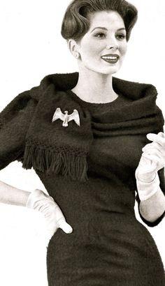 Suzy Parker, 1959.