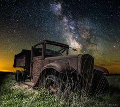 Weekly Challenge – Starry Night Photography by darlene hildebrandt via digital-photography-school