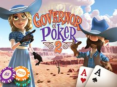 Speel Governor of Poker 2 nu!